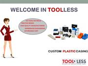 Plastic Electronic Enclosures | Electronic Housings | Toolless