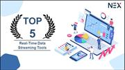 Top 5 Real Time Data Streaming Tools