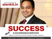 Best E-Governance Services & Solutions Provider in India - Alankit.in