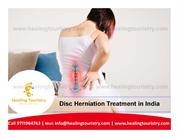 Full List of Medical Treatments in India at Healing Touristry