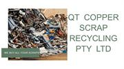 Qt copper scrap recycling