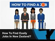 How to Find Jobs Easily in New Zealand?