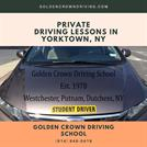 Private Driving Lessons in Yorktown, NY