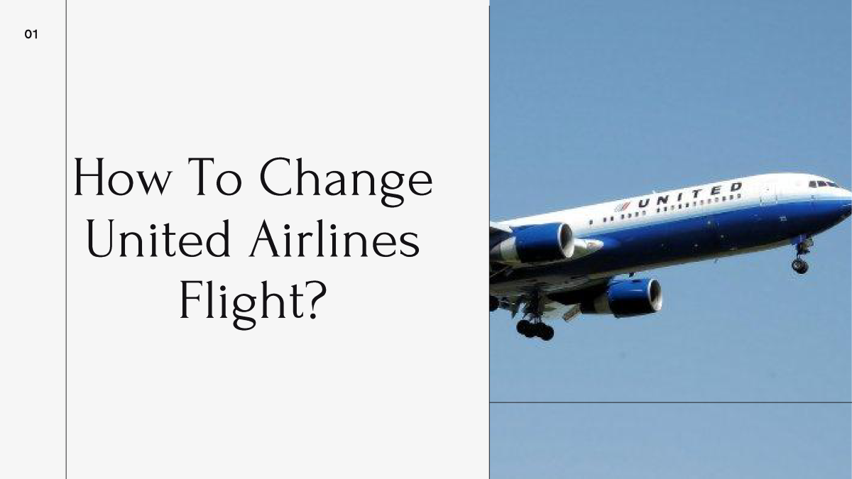 united airlines change flight contact