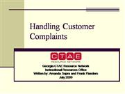 FS_3.7_Handling Customer Complaints