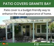 Patio Covers Granite Bay