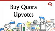 Want to Create a Buzz by Quora Upvotes?