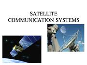 satellite communicatiom