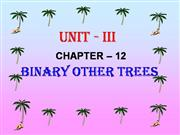 BINARY OTHER TREES - 1