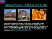 Jacksonville Fairfield Inn Hotel