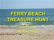ferry beach treasure hunt
