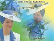 Princezna Diana  - Candle in the Wind