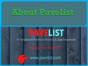 About Pavelist