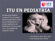 INFECCION DEL TRACTO URINARIO - PEDIATRIA