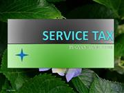 service tax in india assessment year 2010-11