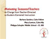 motivating_seasoned_ teachers