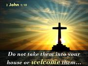 John 110 Your House Or Welcome Them PowerPoint Church Sermon-converted