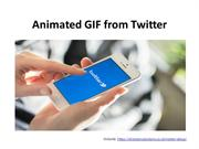 How to Save Animated GIF from Twitter