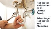No 1 Plumbers in Central Coast: 'Advantage Hot Water and Plumbing'