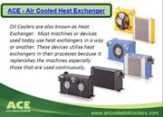 ACE - Air Cooled Heat Exchanger