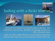 Sailing with a Reiki Master