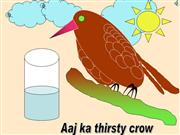 05 thirsty crow