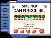 STRUKTUR DAN FUNGSI SEL new