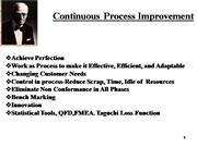 TQM_ Continuous Process Improvement