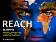 REACH Seminar