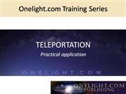 3 slideshow  teleportation