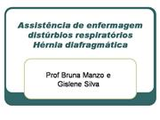 Assistncia de enfermagem distrbios respiratrios parte II