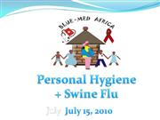 Personal Hygiene -Blue Med Africa