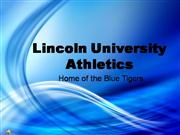 lincoln university athletics