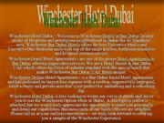 Bur Dubai Hotel Apartments, Bur Dubai Best Hotel Apartments