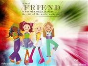 FRIENDS - part 1 - Happy Friendship's Day !