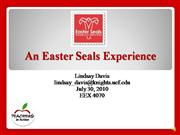 An Easter Seals Experience by Lindsay Davis