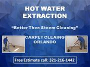 hot water extraction 321-216-1442 orlando