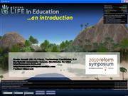 Second Life in education ... an introduction