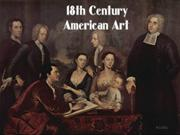 18th century american art