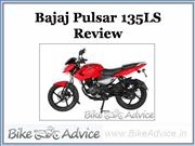 bajaj pulsar 135ls review