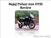 bajaj pulsar 220 dtsi review