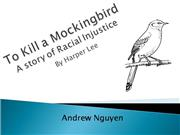 Andrew Nguyen-to kill a mockingbird