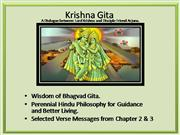 Wisdom of Bhagvad Gita (English) 2-3