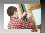 Residential Locksmith Charlotte