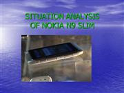 situation analysis of nokia