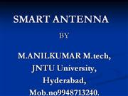 anilmadasu small antenna ppt new