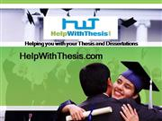 Helpwiththesis - About us