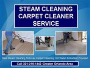 orlando best steam cleaning carpet cleaner 321-216-1442
