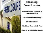 Cleaning Foreclosures-How to Start a Foreclosure Cleani