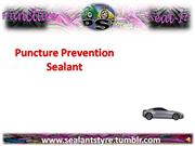 puncture prevention sealant